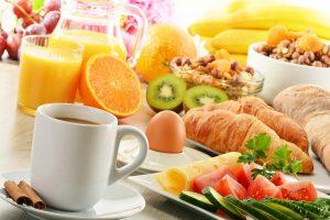 vitaminreiches Frühstück