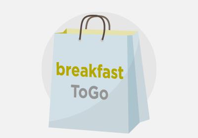 breakfast togo